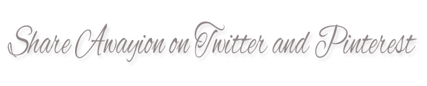 Share Awayion on Twitter and Pinterest