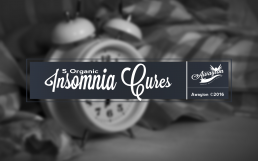 5 Organic Insomnia Cures by AWAYION BEAUTY