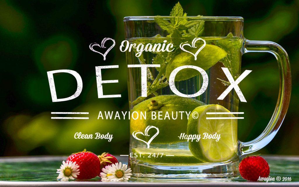Organic Body Detox Cleanse by Awayion Beaut