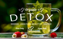 Organic Body Detox by Awayion Beaut