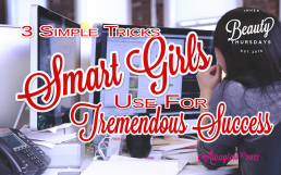 3 Simple Tricks Smart Girls Use For Tremendous Success Secret by Awayion Beauty 2017