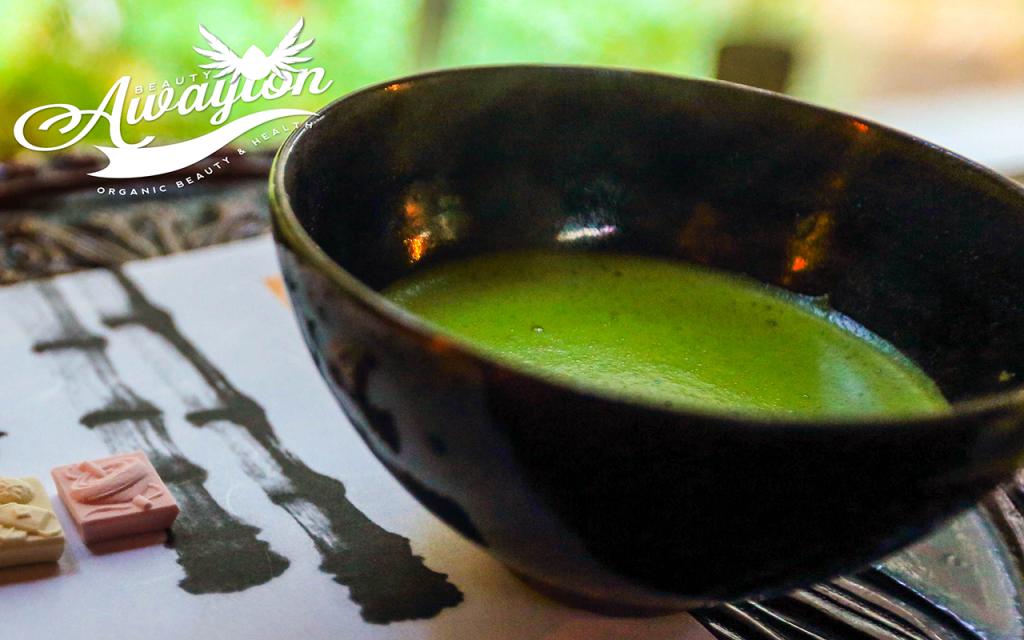 New Matcha Green Tea Pro Beauty Secret by Awayion Beauty