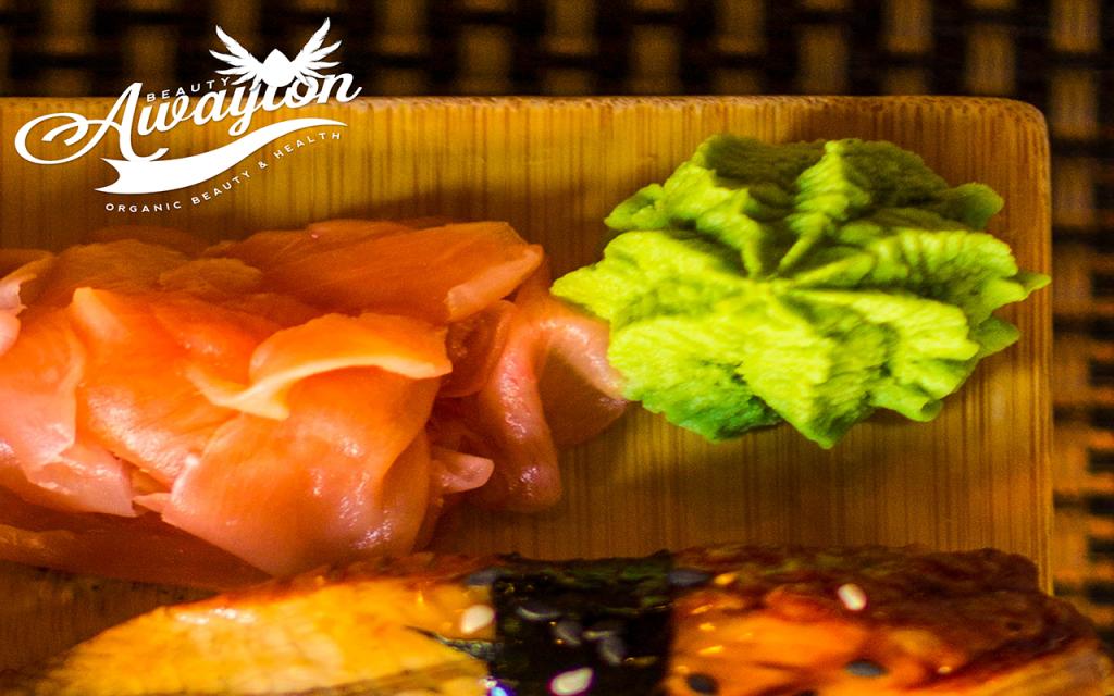 Fresh Wasabi by Awayion Beauty