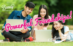 New Powerful Friendships by Awayion Beauty
