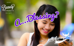 Is this a Blessing Insider Advice to God's Awesome Provision by Awayion Beauty