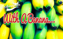 How To Improve Your Skin With A Banana by Awayion Beauty