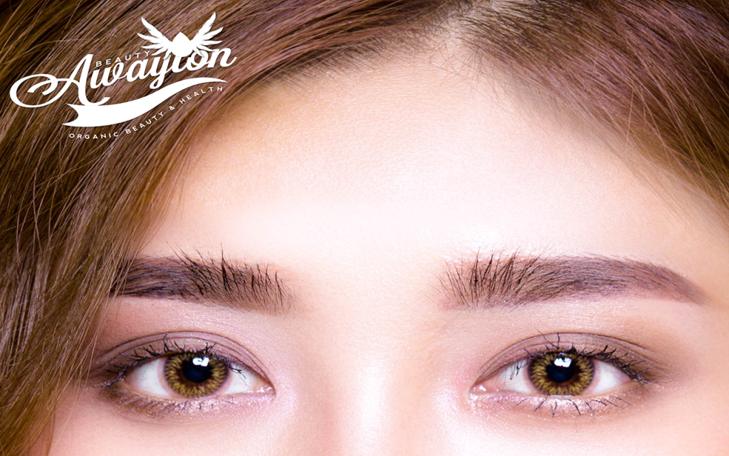 Cosmetic Tattoo Microblading Eyebrows by Awayion Beauty