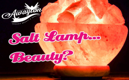 Himalayan Salt Lamp by Awayion Beauty