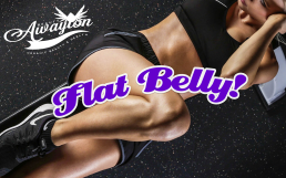 3 Effective Steps To Burn Belly Fat Super Quick by Awayion Beauty