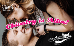 Chivalry is Alive! 3 Proven Feminine Traits That Attract Men by Awayion Beauty
