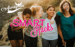 3 Smart Girls Hacks to Get Healthier Skin, Mind, & Body by Awayion