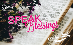 Speak Blessings