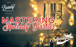 mastering holiday parties